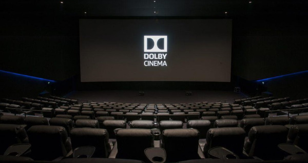 Cinema with Dolby