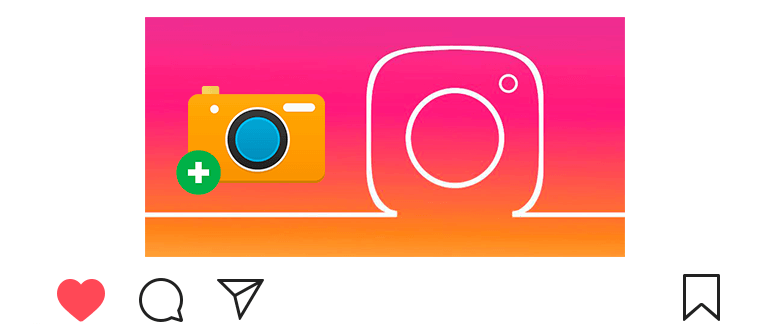 How to add a photo to Instagram from your phone or computer