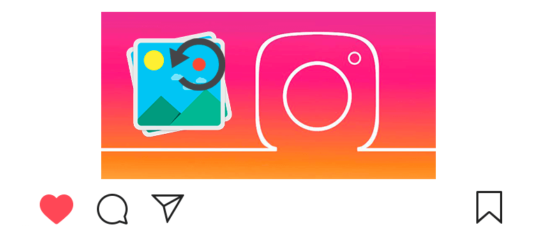 How to rotate photos on Instagram