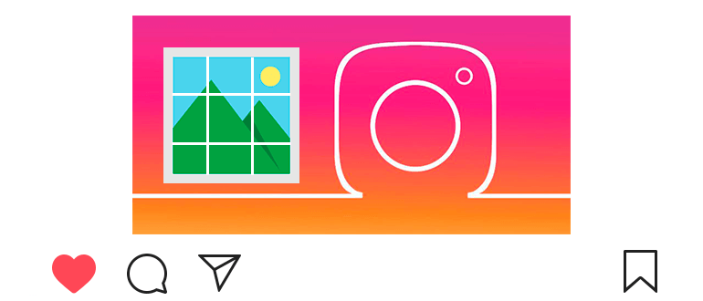 How to cut Instagram photos by 9 parts