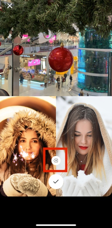 how to create a collage from Instagram photos