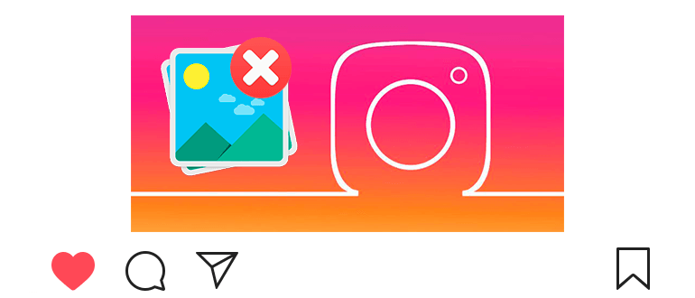 How to delete a photo on Instagram