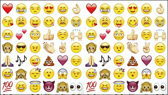Emoticons picture